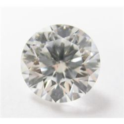 GIA Certfied 2.12 carat Round Brilliant Cut Diamond - GIA # 5151038028, F color, SI1 clarity, 8.25 x