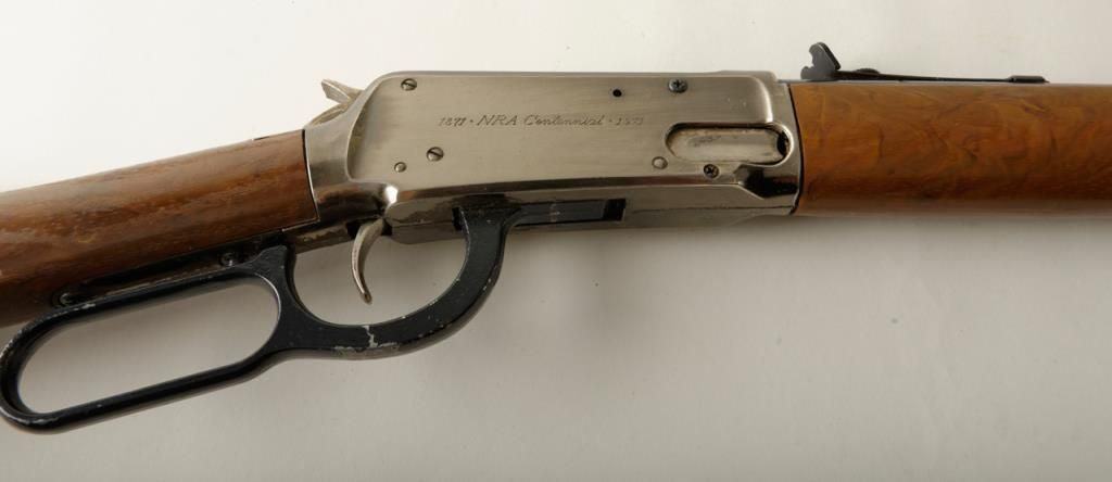 Daisy N R A Special Commemorative B B Gun 1871 1971 In Box With Paperwork And Manual Approachin