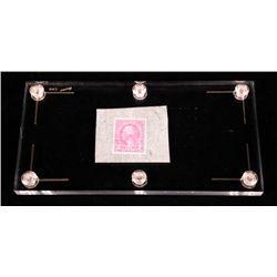 Washington Unused 461 2 Cent Type I Stamp