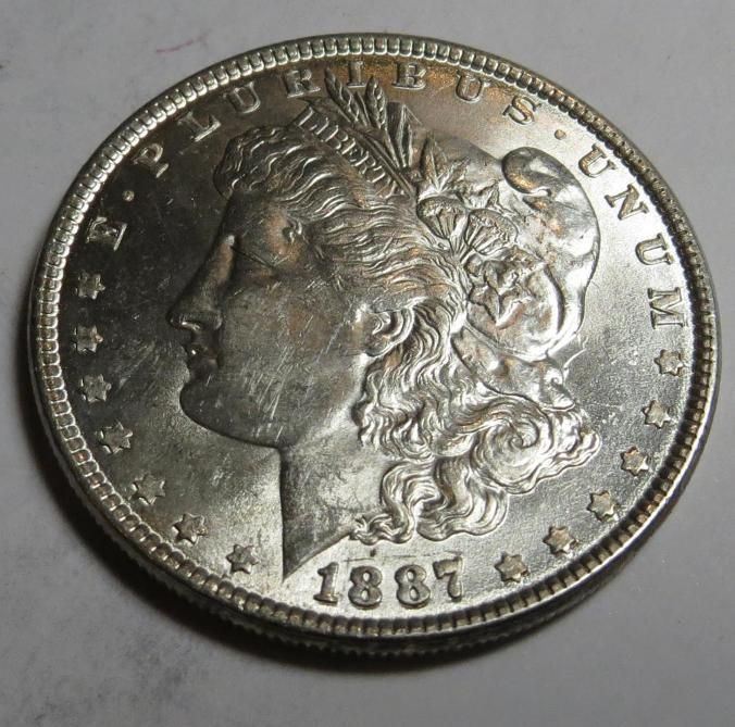 1887 ACID S Conflict Coin