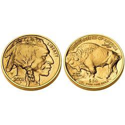 American Buffalo 1 Oz Gold Coin