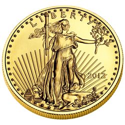 American Eagle 1 Oz Gold Coin (Random Years)