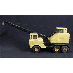 Nylint Vintage Folding Crane Steel Construction Truck