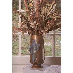 Fantasy Vase By Erte Sculpture Signed and Numbered
