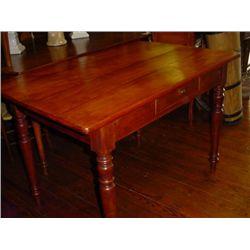 French Louis Philippe Farm table circa 1850