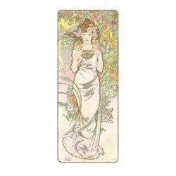 Alphonse Mucha : Rose, Flower Series, 1898 Art Print