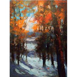Winter By Schofield Oil 16x20