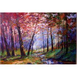 Daybreak By Schofield Original Painting 24x35