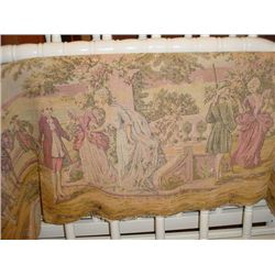 French tapestry jacquard