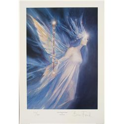 Queen Brighid the Bright Brian Froud Signed Art Print