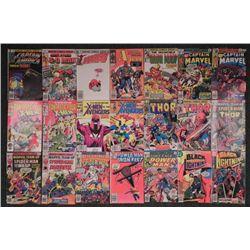 21 Vintage Comics Marvel, DC, Spider-Man,X-Men, More!