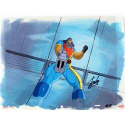 Original Cel Animation Now What X-MEN Signed Stan Lee