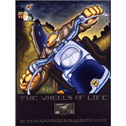 Markus Pierson 'WHEELS OF LIFE'