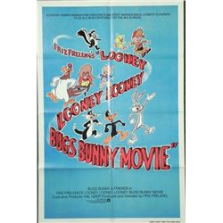 Friz Frelengs Looney Looney Bugs Bunny Movie Poster