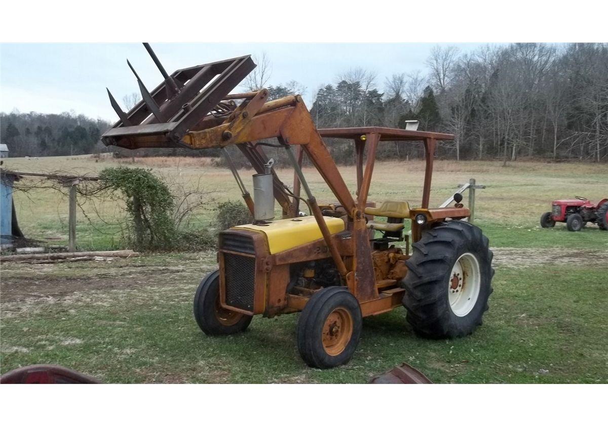 Massey Ferguson 30B Tractor