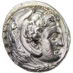 MACEDONIAN KINGDOM: Alexander III, 336-323 BC, AR tetradrachm (16.90g), Susa