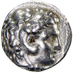 MACEDONIAN KINGDOM: Alexander III, 336-323 BC, AR tetradrachm (16.83g), Babylon