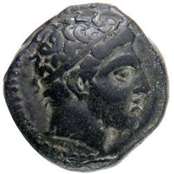 MACEDONIAN KINGDOM: Philip II, 359-336 BC, AE 17 (6.53g)