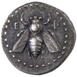 EPHESOS: Anonymous, 202-133 BC, AR drachm (3.83g)