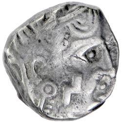 SABAEAN: Anonymous, 3rd century BC, AR drachm (5.03g)