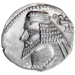 PARTHIAN KINGDOM: Phraates IV, c. 38-2 BC, AR drachm (4.02g), Laodikea