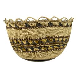 Skokomish Basket
