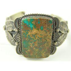 Navajo Bracelet - S. Tso