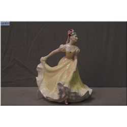 """A Royal Doulton figurine """"Ninette"""" from the Pretty Ladies series HN4717"""