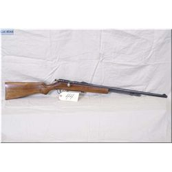 "Cooey mod 60 .22 LR cal tube fed bolt action Rifle w/24"" bbl [ blue starting to fade, pistol grip st"