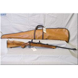 "B.S.A. Monarch .7 x 57 ( .7 MM Mauser cal ) bolt action Rifle w/24"" bbl [ appears excellent, blue fi"
