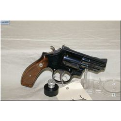 Smith & Wesson mod 19-3 .357 Mag 6 shot Revolver w/63 mm bbl [ blue finish, ajdustable rear sight, s