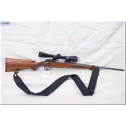 "Winchester mod 70 Light Weight .30-06 cal bolt action Rifle w/22"" bbl [ appears v-good, One owner, b"