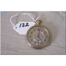 Stone Watch Co. 14 Size Dress Watch, 16 Jewel, Ilinois Spartan case, stem set, good working order &