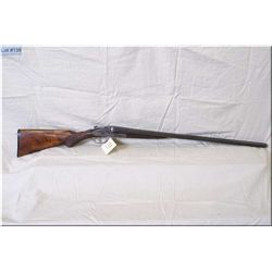 "Clabrough & Johnstone, London & Birmingham, mod Side by Side Hammerless .16 Ga Shotgun w/28"" barrels"