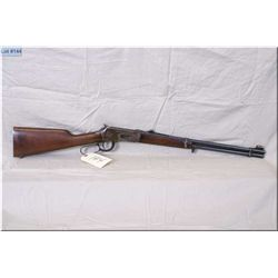 "Winchester Pre 64 Mod 94 .30-30 cal lever action Rifle w/20"" bbl [ blue finish faded on reciever & l"