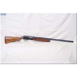 "Franchi mod Hunter Magnum .12 Ga 3"" Mag semi auto Shotgun w/30"" vent rib bbl [ blue finish w/few mar"