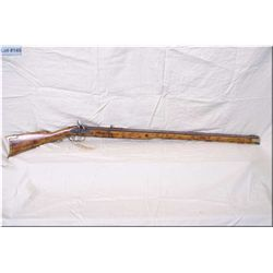 "Juker mod Black Powder Percussion .45 Perc cal Rifle w/33"" oct bbl [ blue finish turned brown with p"