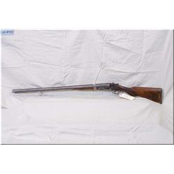 L.C. Smith mod Side By Side .12 Ga Hammer Shotgun w/30  bbls [ fading Damascus finish bbls, rounded