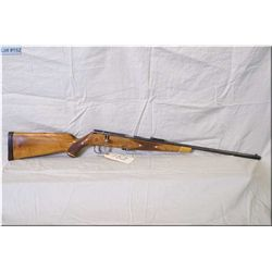 "Voere mod Repeater .22 LR cal clip fed bolt action Rifle w/21"" bbl [ missing firing pin, faded blue"