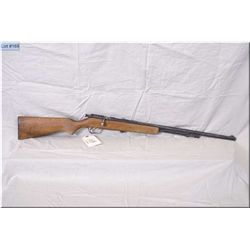 """Cooey mod 60 .22  LR cal tube fed bolt action Rifle w/24"""" bbl [ patchy rusty finish, fair wood, tapp"""