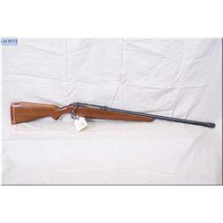 "Mossberg mod 390K .16 Ga clip fed bolt action Shotgun w/24"" w/C-lect choke [ blue finish w/some surf"