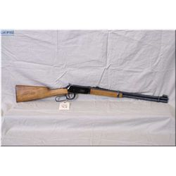 """Winchester mod 94 .30-30 cal lever act Rifle w/20"""" bbl  [ blue finish, barrel sights, blonde wood w/"""