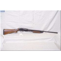 """Stevens Mod 820 B .12 Ga 2 3/4"""" pump act Shotgun w/28"""" bbl [ fading patchy blue, worn in carry areas"""