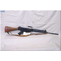 FN FAL mod FAL 7.62 cal / Auto ?  Rifle w/550 mm bbl [ Note : Not Registered Prohib, Must be strippe