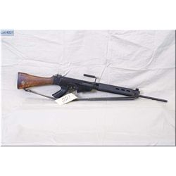 FN   FAL mod FAL 7.62 cal  Auto ? Rifle w/533 mm bbl [ Note : Not Registered Prohib, Must be strippe
