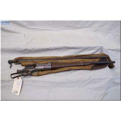 Bundle : Savage .303 Action, barrel, forewood, etc. Ser # 24720 note PAL REQ - Sure Shot .22 Cal Bar