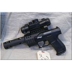 Walther mod Night Hawk CP Sport , .177 pellet cal C02 powered air Pistol [ appears as new in origina