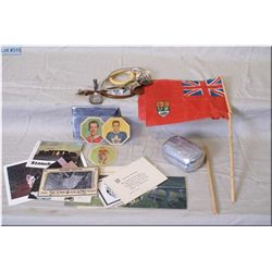 Lot of  Photo Album : w/hundreds of vintage & antique post cards, greeting cards - Bag Lot : Three v