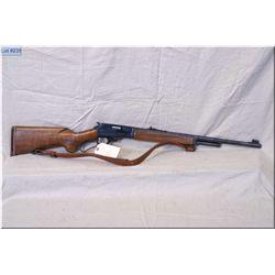 "Marlin mod 444S .444 Marlin cal Rife w/20"" bbl [ appears v-good, blue finish, barrel sights, hammer"