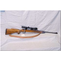 "Parker  Hale .308 Norma Mag Rifle w/24 1/2"" bbl  [ appears excellent , blue finish, barrel sights, f"